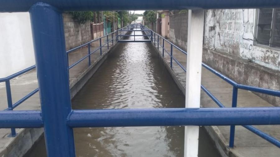 Cuadrillas atienden problemáticas por precipitaciones pluviales