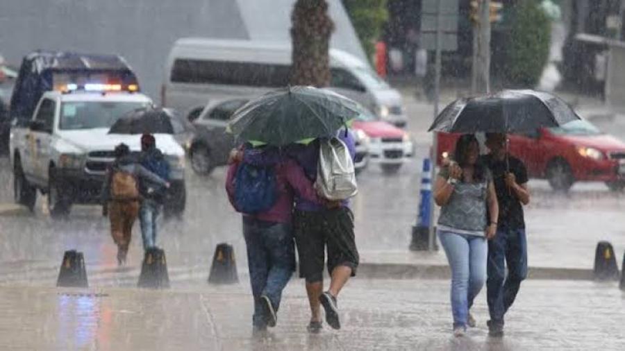 Se prevén lluvias en 26 estados del país