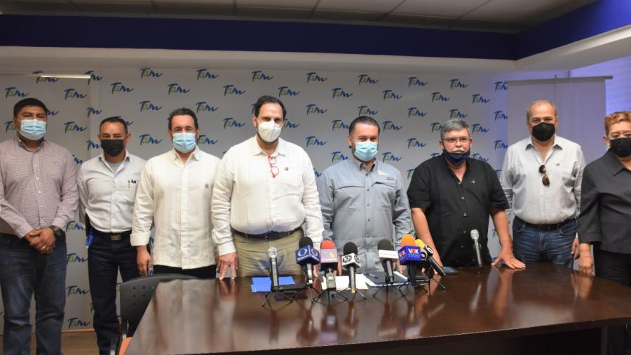 Tamaulipas concreta acuerdos con la CANIRAC Nacional