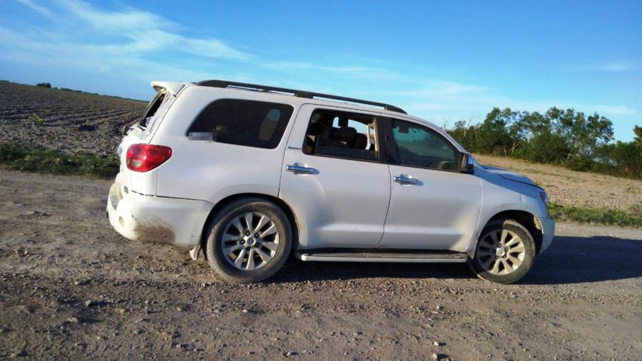 SSP asegura dos vehículos con reporte de robo