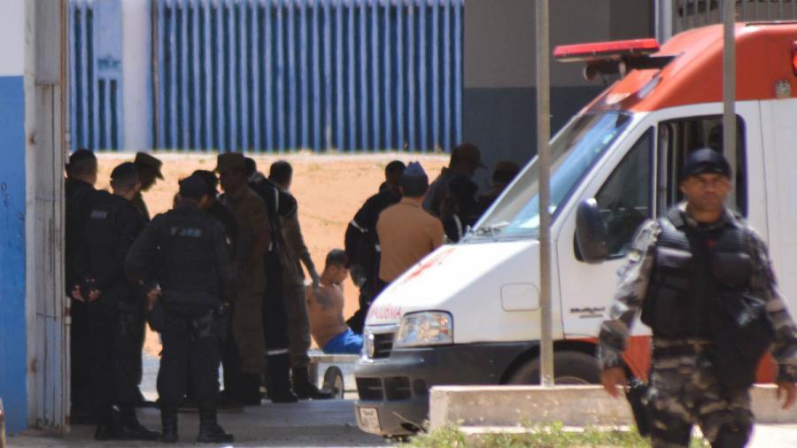 Reportan al menos 30 muertos en nuevo motín en cárcel de Brasil
