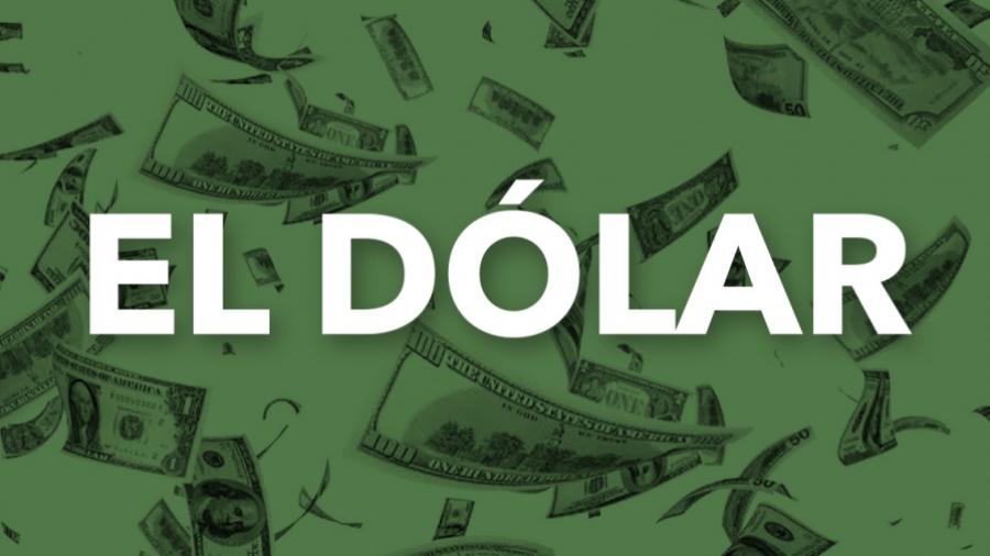 Dólar a la venta en bancos hasta 21.33 pesos