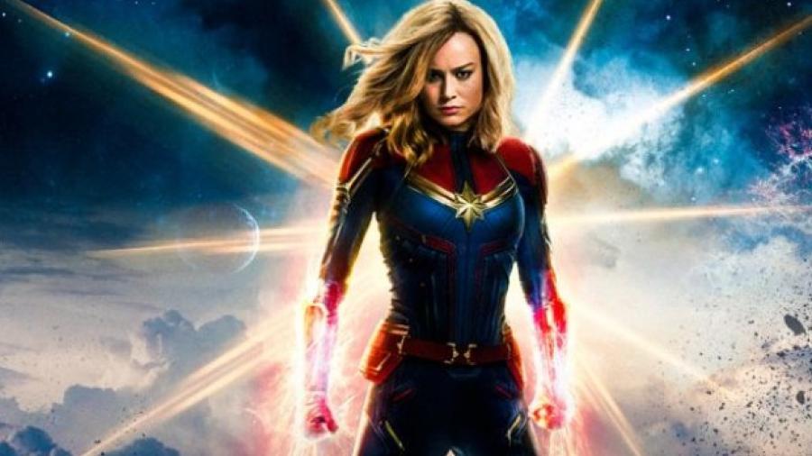 """""""Captain Marvel"""" arrasa en taquilla en su fin de semana de estreno"""