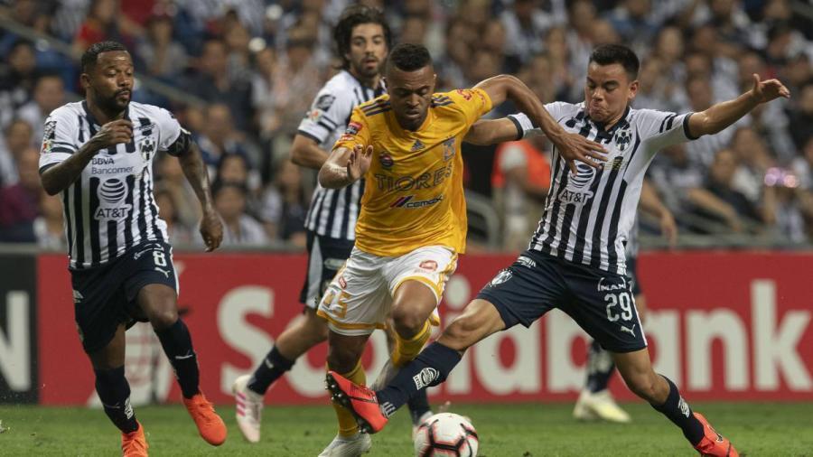 Vence Rayados 1-0 a Tigres