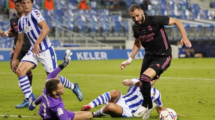 Amargo debut 'merengue' en La Liga