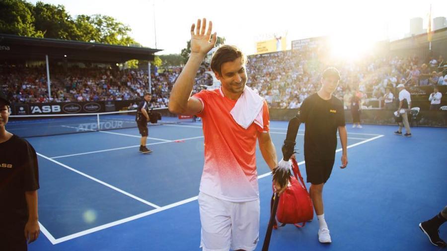 David Ferrer se retira de torneo de Auckland