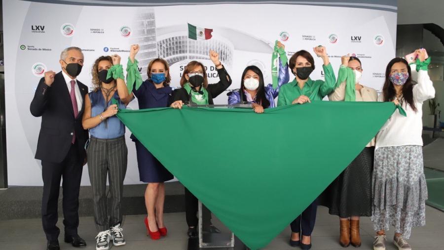 Presentan reformas a la Ley General de Salud y al Código Penal en materia de aborto seguro en México