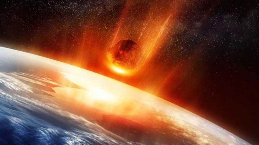 Descubren posible choque de asteroide en septiembre