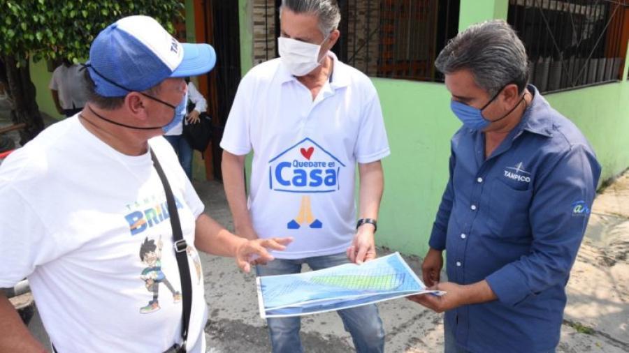 Garantizamos entornos limpios y saludables para el bienestar de los tampiqueños: Chucho Nader