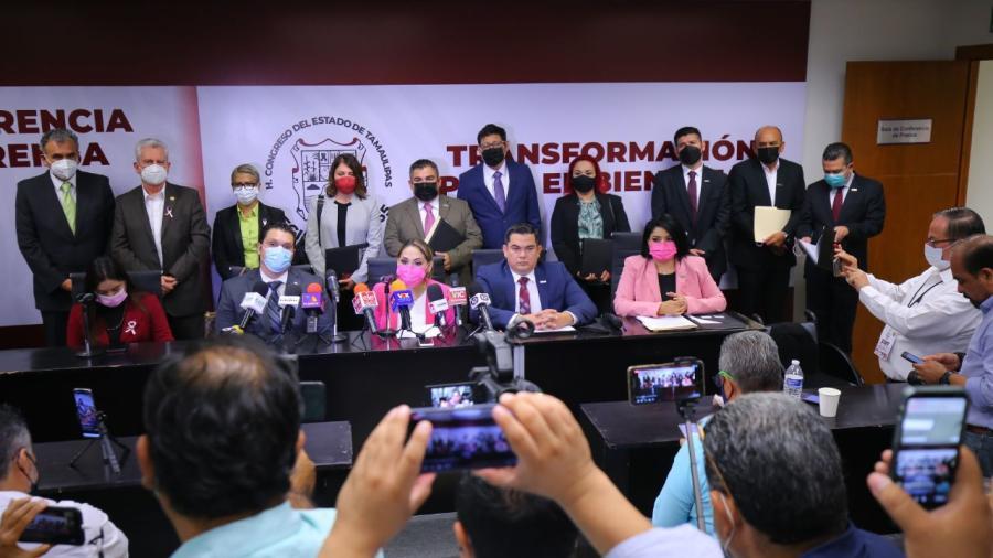 """Morena va por """"austeridad"""" en gobiernos de Tamaulipas"""