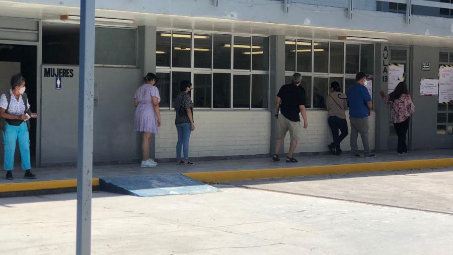 Sin reporte de incidentes en el Distrito 09 del INE