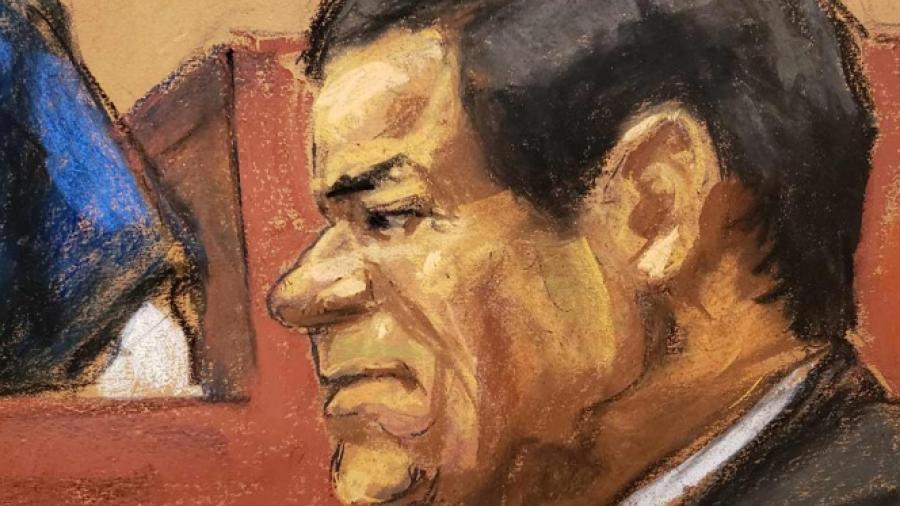 """Abren 5to día de deliberaciones en juicio de """"El Chapo"""""""