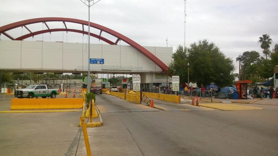 En los próximos días se va a encapsular a los migrantes del puente nuevo: Mario López