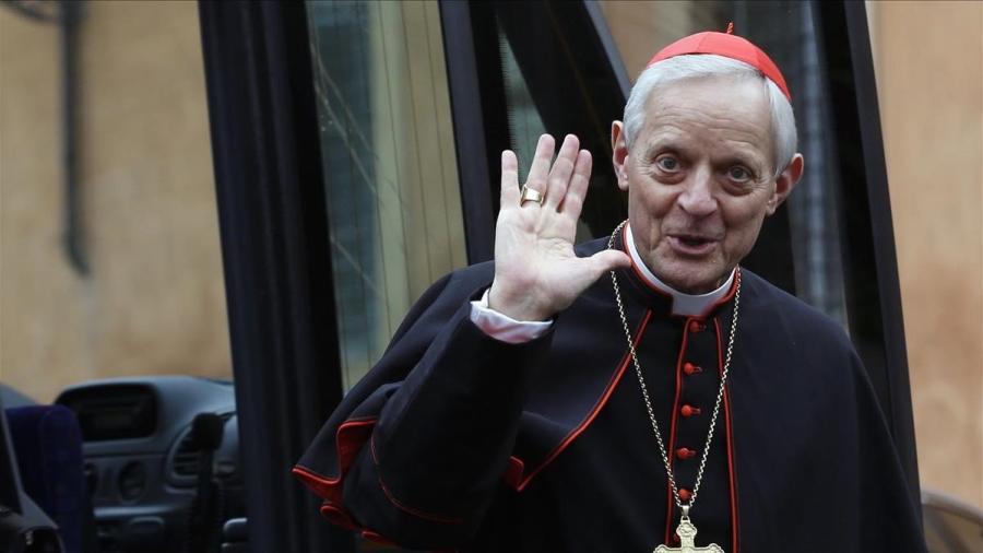 El Papa acepta renuncia del Cardenal  estadounidense Donald Wuerl