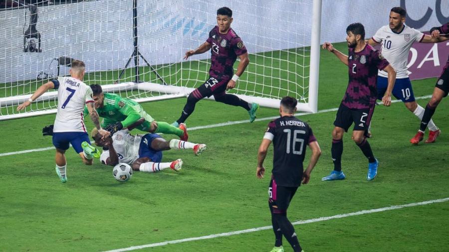 ¡CAYÓ EL TRI! Estados Unidos vence a México y es campeón de la Copa Oro 2021