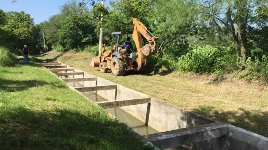 Obras hidráulicas una prioridad para los municipios del sur de Tamaulipas