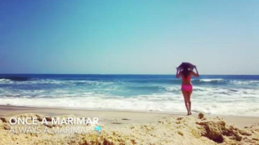 """Thalía revive a """"Marimar"""""""
