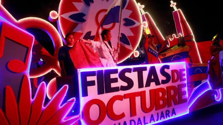 Fiestas de Octubre 2021 se cancelan por Covid-19