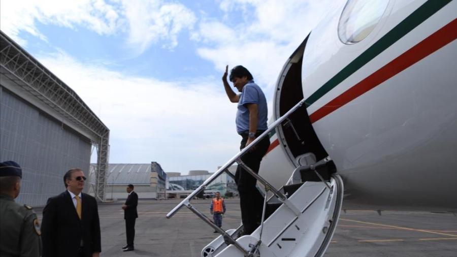Me salvaron la vida: Evo Morales