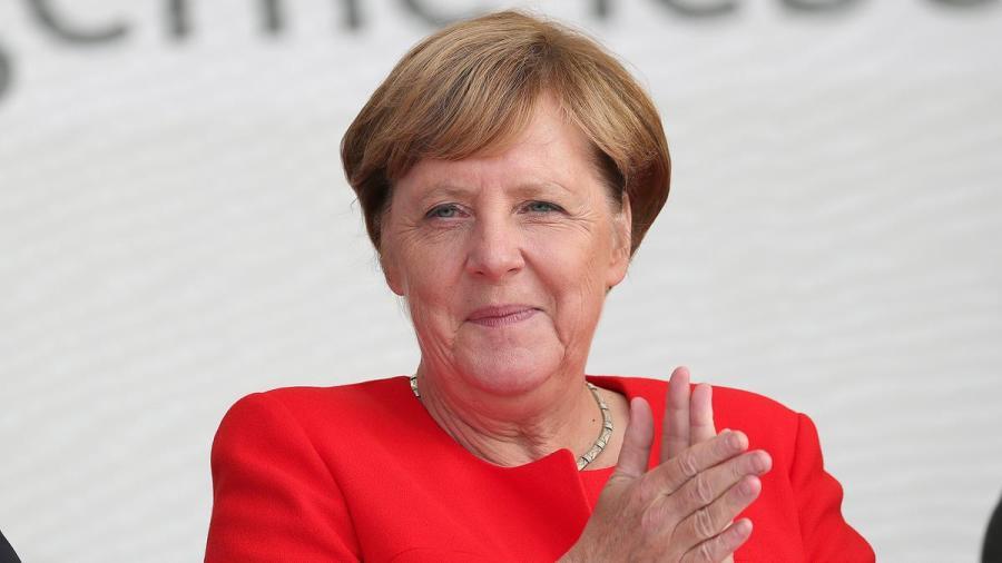 Angela Merkel, la Mujer más Poderosa por octavo año consecutivo: Forbes
