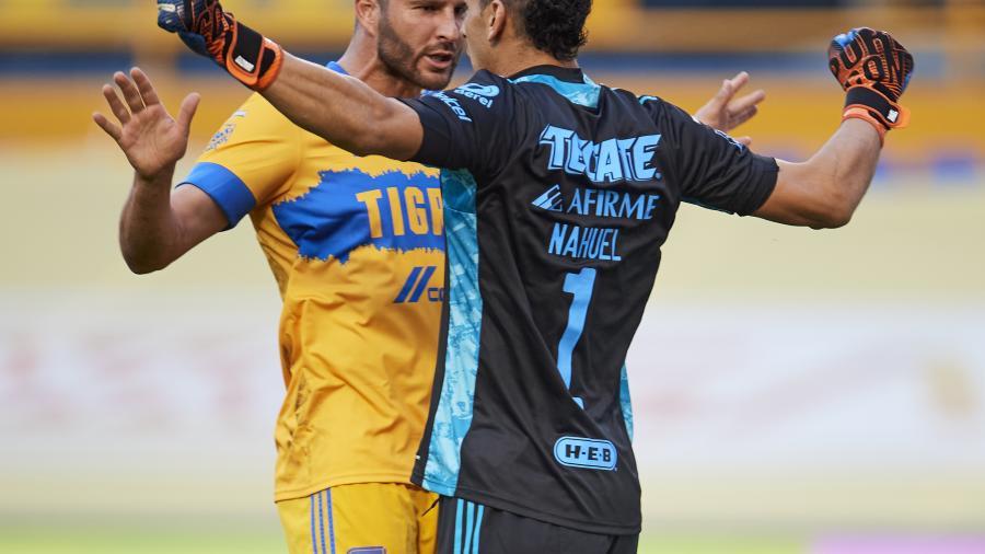 Tigres golea a Querétaro en el volcán