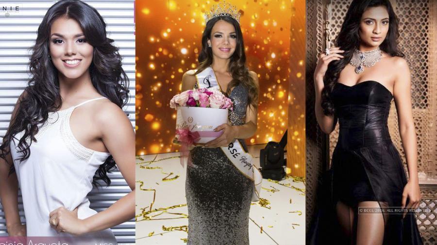 Las hermosas participantes de Miss Universo 2017