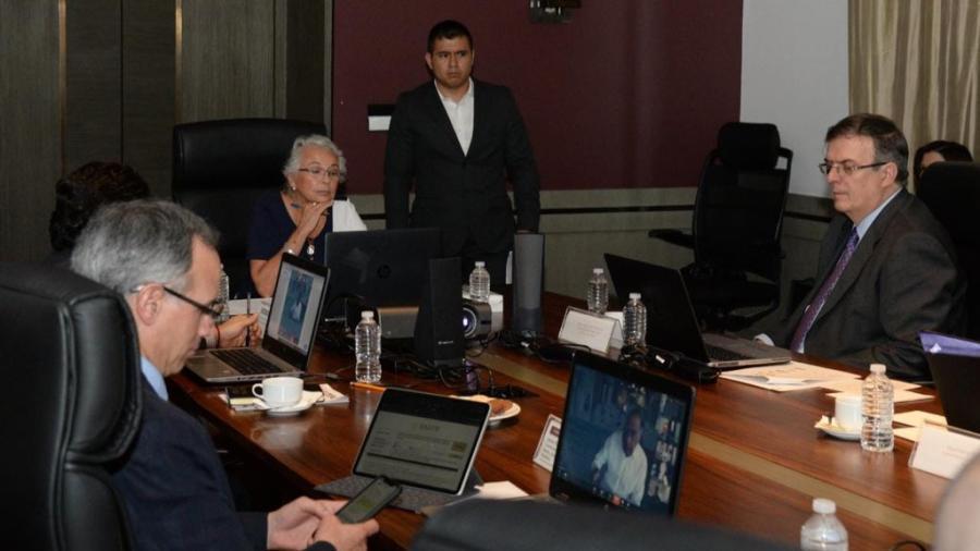 Gobierno Federal y gobernadores dialogan por COVID-19