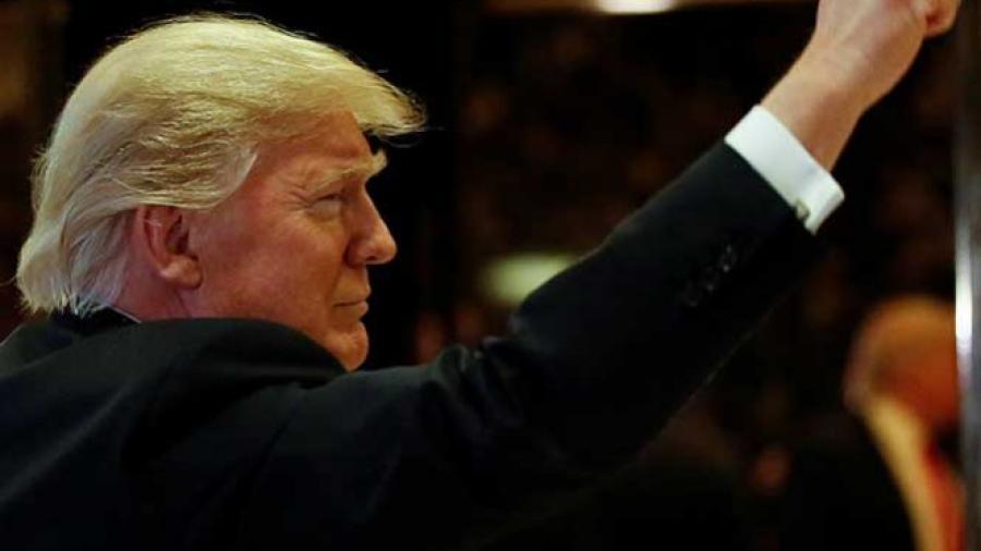 Trump insinúa que levantará las sanciones a Rusia