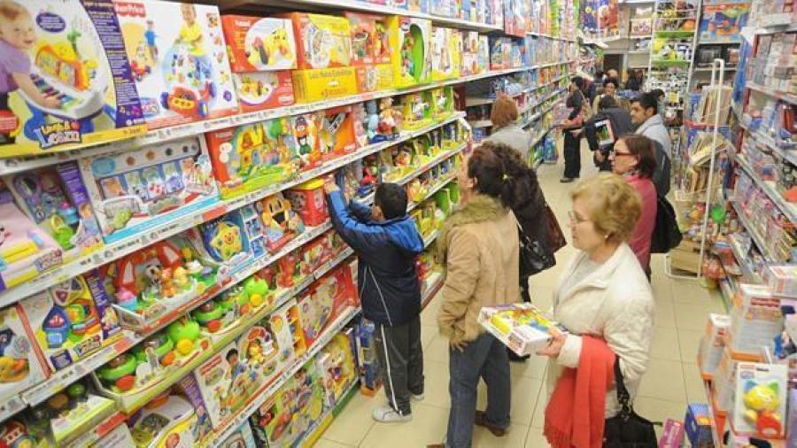 Aumenta 40 % ventas en juguetes por día del niño