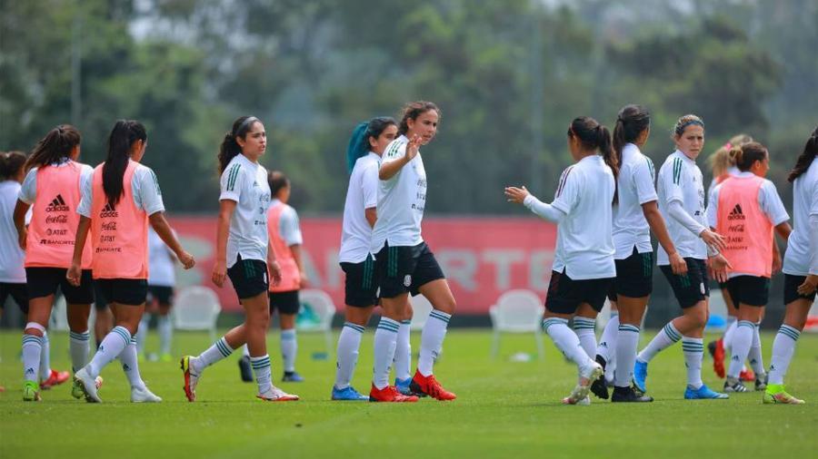 Cae el Tri Femenil ante Colombia en partido de preparación