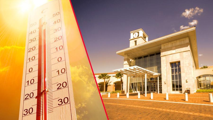 Se esperan altas temperaturas para el Valle de Texas