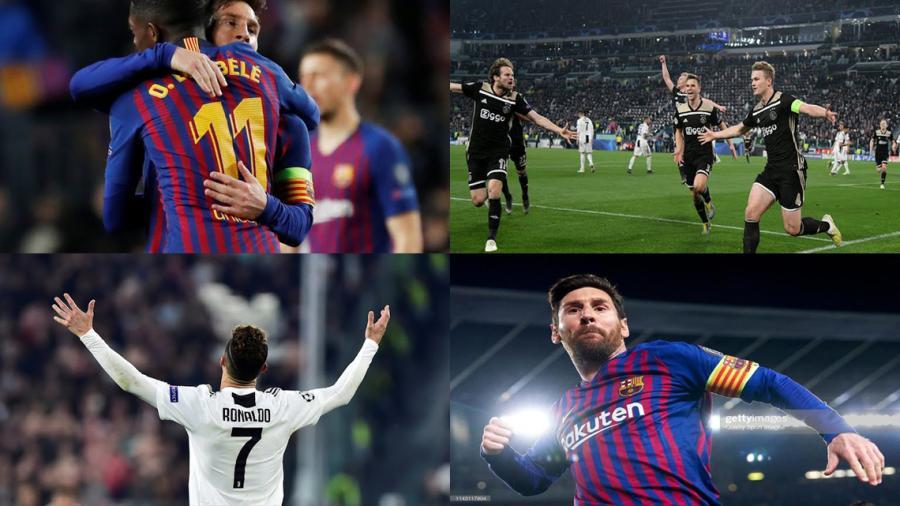 Conoce los primeros clasificados a Semifinales de la Champions League