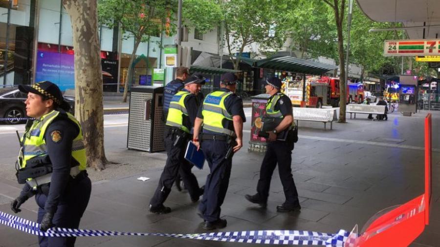 Ataque en Melbourne deja un muerto y dos heridos