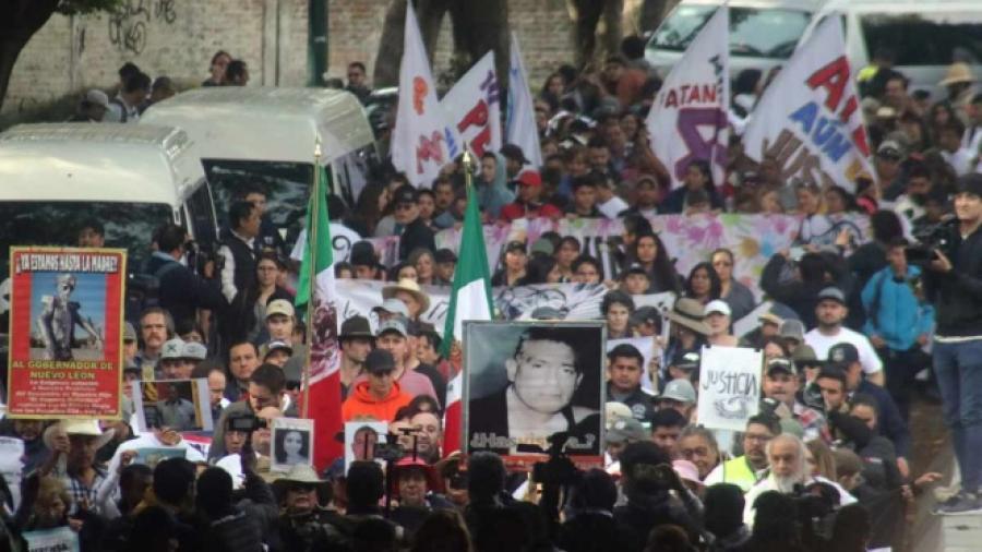 Caravana por la Justicia y la Paz pide acabar con violencia en México