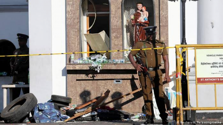 Sri Lanka impone segundo toque de queda tras atentados