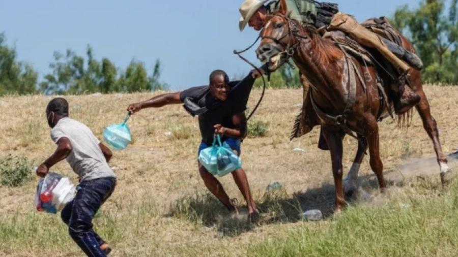 Abrirá EU investigación sobre maltrato a haitianos en la frontera