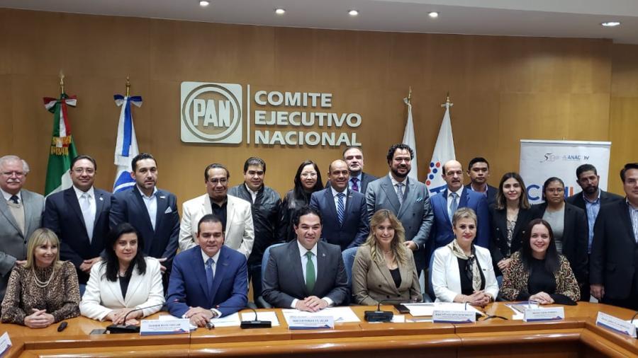 Premio de ANAC a Gobierno de Reynosa por desarrollo urbano, el único en Tamaulipas