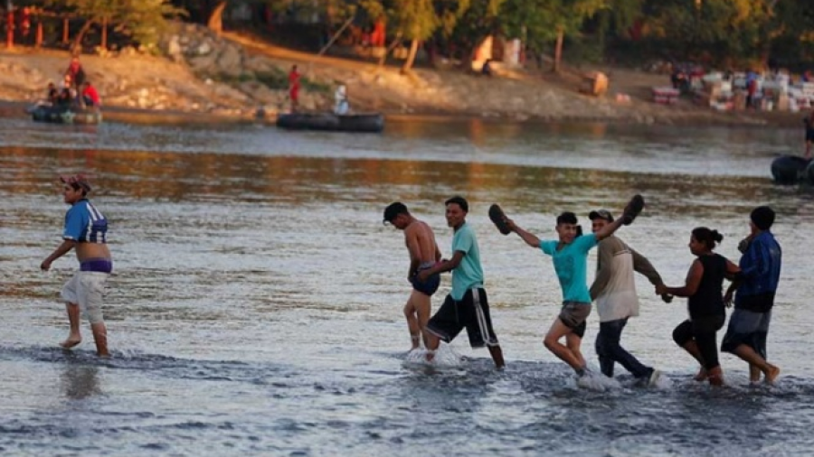 Arranca plan para atención a caravana migrante