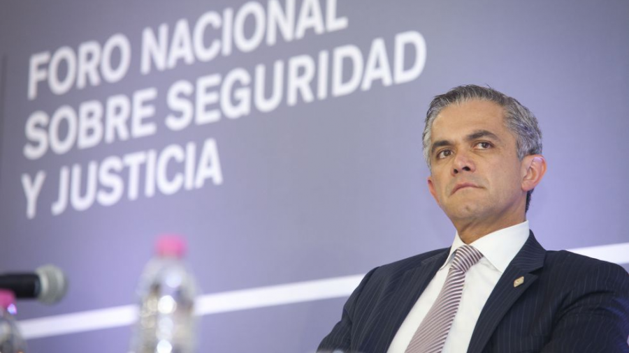 Morena solicita desafuero de Miguel Ángel Mancera por negligencia en el accidente de la L12 en CDMX