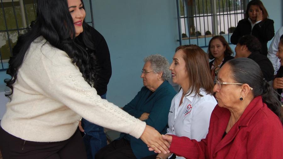DIF Río Bravo presente en la inauguración de la Casa Esperanza