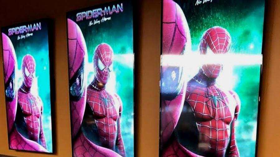 Cines anuncian 'Spider-Man: No Way Home' con poster hechos por fans