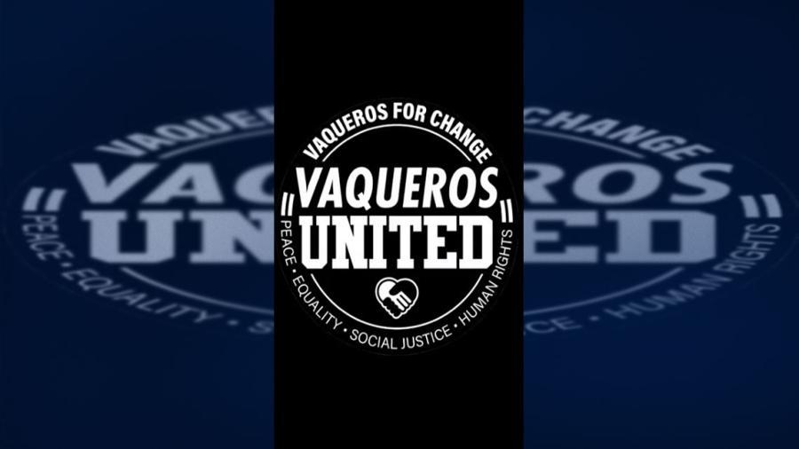 Atletas de UTRGV emprenden iniciativa para combatir el racismo