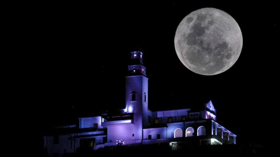 """""""Luna de nieve"""", la más brillante en los siguientes 7 años"""