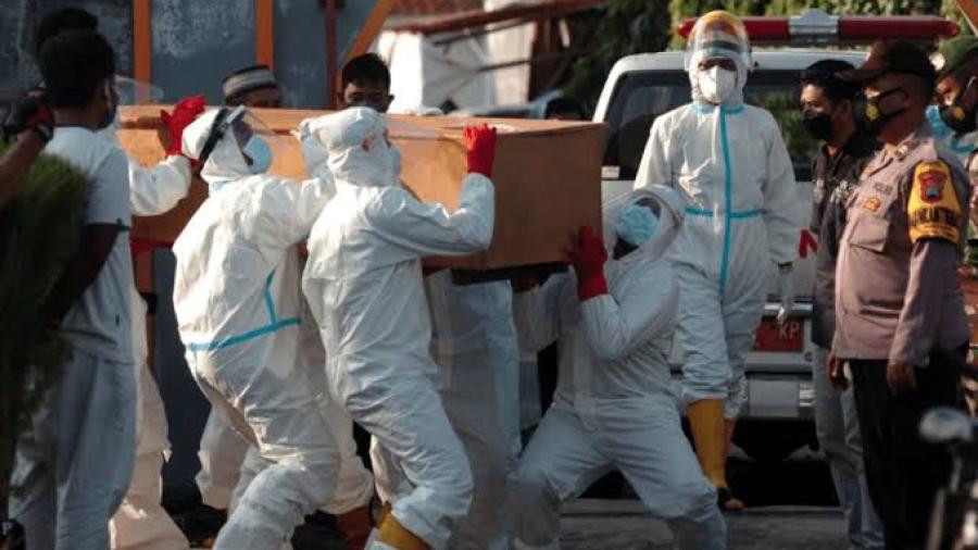 Indonesia se convierte en un nuevo epicentro de la pandemia de Covid-19 en Asia
