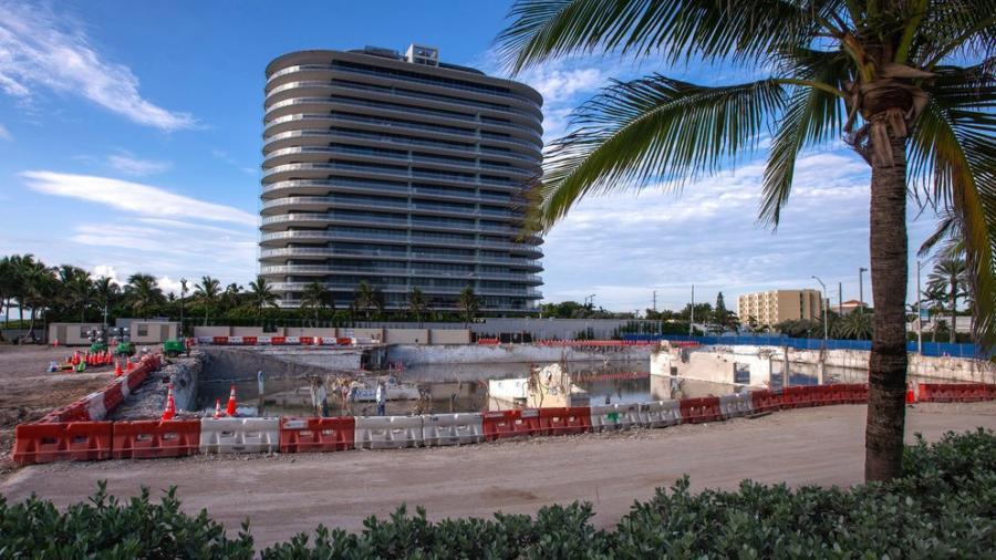 Confirman identidad de última víctima de derrumbe en Miami