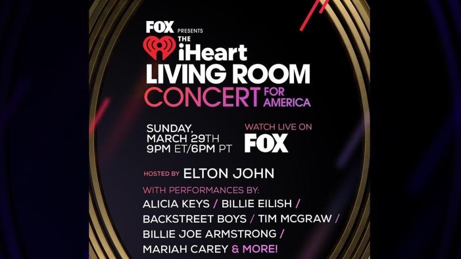 Billie Eillish, Elton John y los BSB ofrecen concierto ¡Desde sus casas!