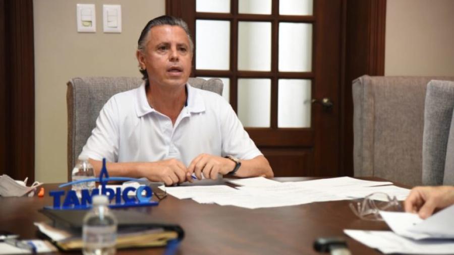Expone Chucho Nader acciones integrales en el marco de la pandemia a empresarios de la zona conurbada