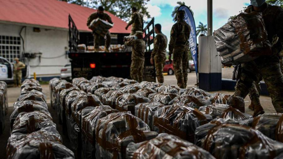 Trump amenaza a México por no combatir el narcotráfico