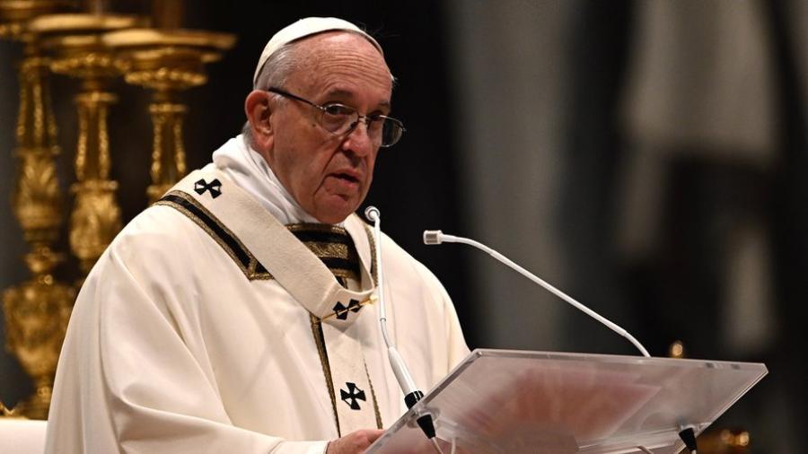 """Papa Francisco califica de """"violencia sin sentido"""" atentado en Nueva Zelanda"""