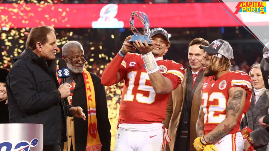 Kansas City parte como favorito en las apuestas para el Super Bowl LIV